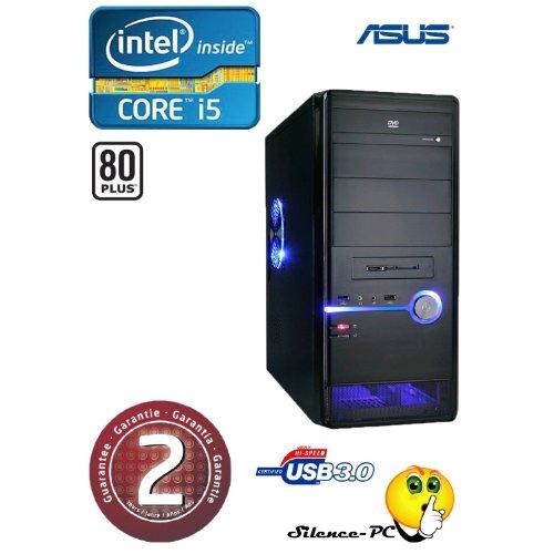 Ankermann PC 2500K i5 (4x3, 30GHz) | NVIDIA GeForce GTX 550Ti 2GB | 8 GB di RAM DDR3 | 2,0 TB HDD SATA3 | ASUS MB P8B75-M USB 3.0 | USB 3 | 24xDVD Scrittore | PSU Cooler Master 450W 80 + Bronze 5A . Garanzia | Caso A-Dis ELITE 905 2x anteriore USB 3.0