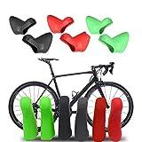 MXBIN Silicona Bicicleta de la Bici Shifter Bicicleta de Carretera Cubierta de Freno Palanca de Cambios de la Cubierta SRAM 20 Velocidad Herramienta de reparación de Piezas de Accesorios