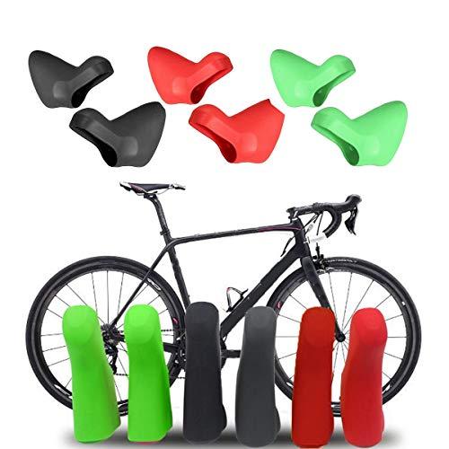 MXBIN Silicona Bicicleta de la Bici Shifter Bicicleta de Carretera Cubierta de...