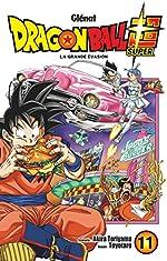 Dragon Ball Super - Tome 11 d'Akira Toriyama