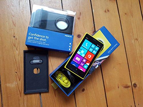 o2-Aktion Nokia Lumia 1020 gelb