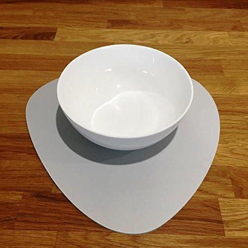 Super Cool ショップ Creations Pebble Placemat Standard - Light 休日 Set Grey