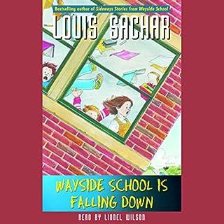 Wayside School is Falling Down audiobook cover art