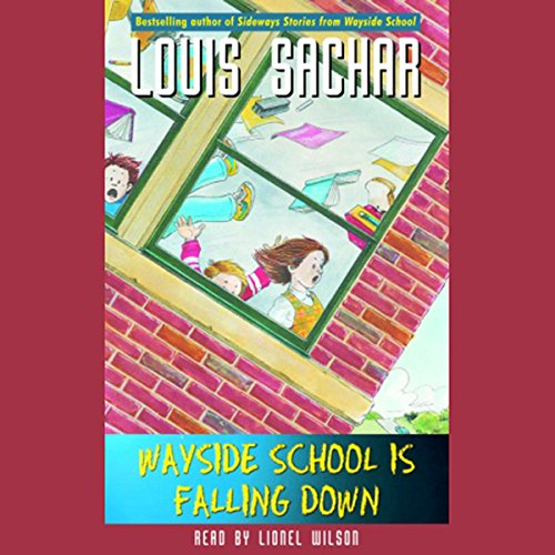 Wayside School is Falling Down cover art