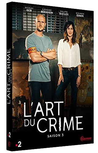 Coffret l'art du crime, saison 3 [FR Import]