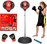 Viper Kids/Junior/Children Free Standing Punch Boxing Bag Set Toy 4FT with Free Gloves