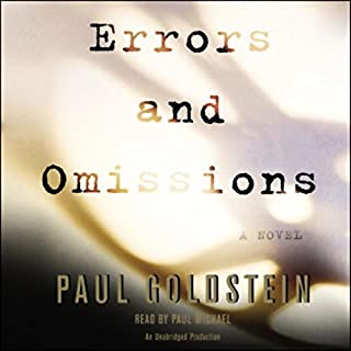 Errors and Omissions audiobook cover art