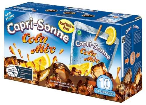 Capri Sonne Cola Mix, 4er Pack (4 x 10X0,2 l Packung)