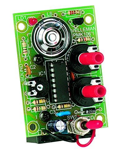 Velleman MK106 Metronome Mini Kit, Multi-Colour