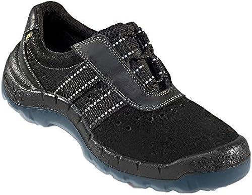 Otter Otter Otter 93613 43 New Basics noir Line Chaussure basse de travail S1 Noir, Taille 43 df4