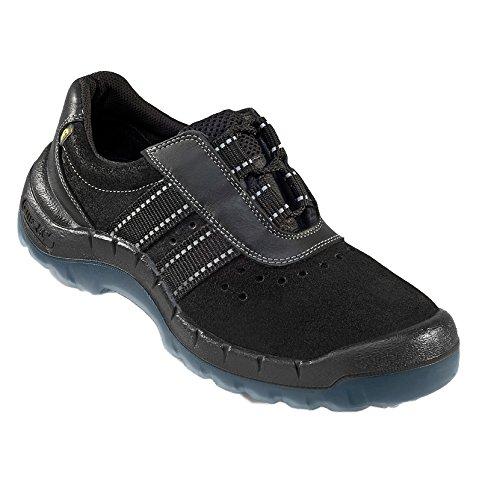 Otter New Basics Black Line 93613/45, Unisex-Erwachsene Sicherheitsschuhe, Schwarz (schwarz), 45 EU (10.5 UK)