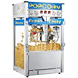 GREAT NORTHERN POPCORN COMPANY 6210 Pop Heaven Commercial Quality Popcorn Popper Machine, 12 Ounce