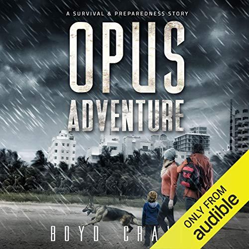 Opus Adventure Audiobook By Boyd Craven III cover art