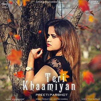 Teri Khaamiyan - Single