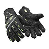 RefrigiWear Insulated Extreme Freezer Gloves with Grip Palm & Impact...