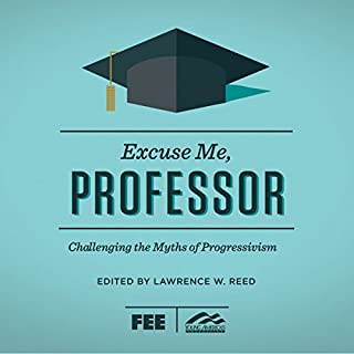 Excuse Me, Professor cover art