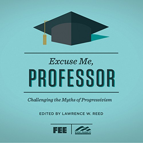 Excuse Me, Professor audiobook cover art