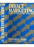 Direct marketing: Strategy, planning, execution 0070460248 Book Cover