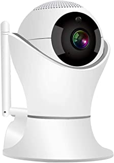 1080P Wireless IP Camera Wifi Home Security Surveillance System Video Baby Monitor Pet Nanny Cam Network Dome Webcam Night Vision Motion Detection 360 Pan Tilt with 2 Way Audio APP Cloud Cameras