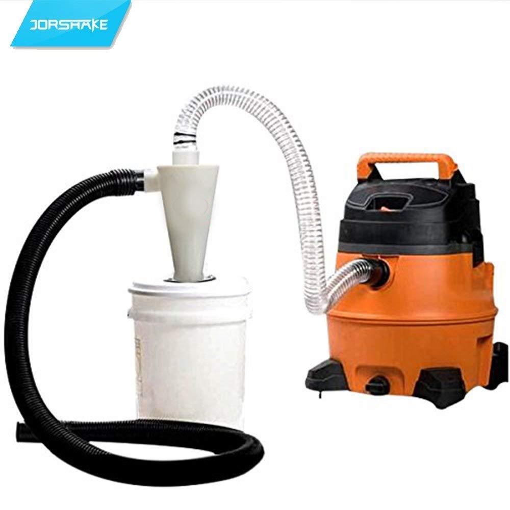 Jorshake Separador Ciclónico Filtro Ciclón Recolección de Polvo para Aspirador Dust Collector: Amazon.es: Hogar
