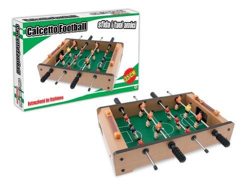 TEOREMA Satz 63443.–Tischfussball Kickertisch Tisch klein
