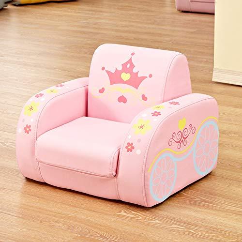 HAKN Canapé pour Enfant (Couleur : Pink)