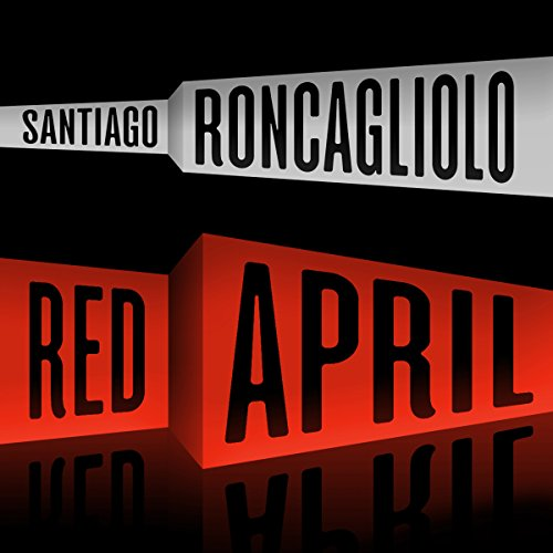 Red April: A Novel audiobook cover art