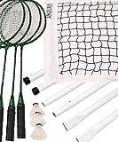 Badminton Pro Set 4 jugadores