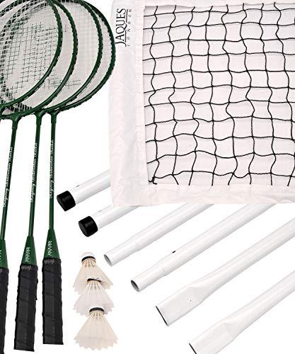Set Badminton Avec Filet - Set de badminton...
