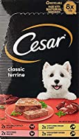 Classics is an appetising range of timeless and authentic recipes, lovingly created over 25 years; Cesar wet dog food loaf will have your canine friend craving for more Lovingly created to be both delicious and well-balanced for everyday enjoyment, i...