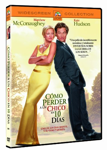Cómo Perder A Un Chico En 10 Días (Import Dvd) (2004) Kate Hudson; Matthew Mcc