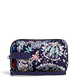 Vera Bradley womens Signature Cotton Smartphone With Rfid Protection Wristlet, French Paisley, One Size US