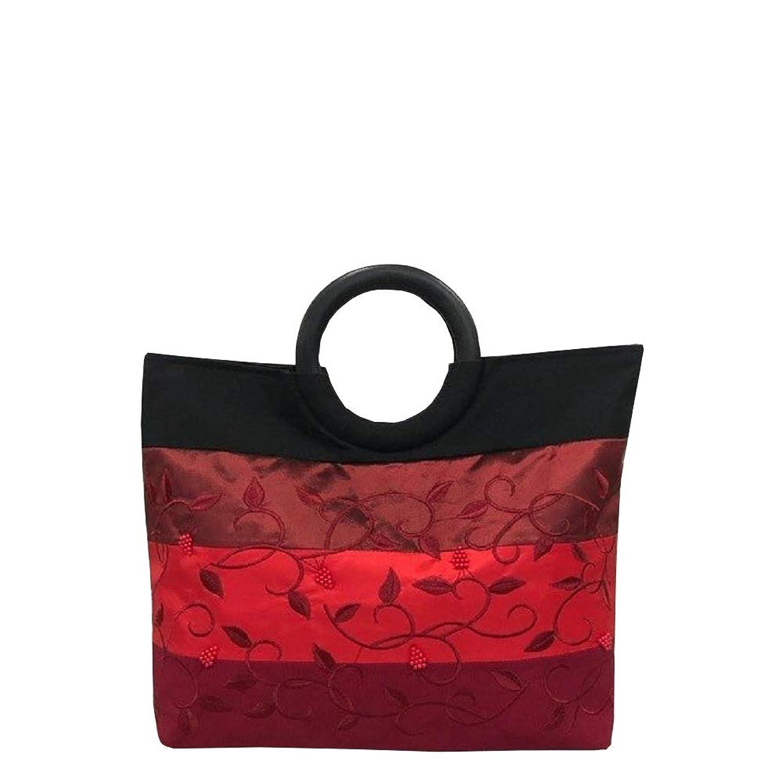 品種放棄する異なるベトナムバッグ 刺繍 ビーズ ハンドバッグ 手提げ 鞄 ベトナム雑貨