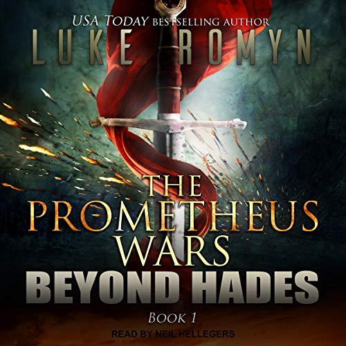 Beyond Hades audiobook cover art