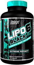 Nutrex LIPO 6 BLACK HERS FOR WOMEN EXTREME POTENCY FAT BURNER DESTROYER 120 caps Diet Weight Loss Support NEW DMAA-Free Legal version Lipo6 Estimated Price : £ 30,88