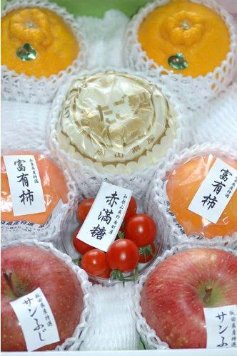 季節の厳選果物フルーツギフト5000 化粧箱入