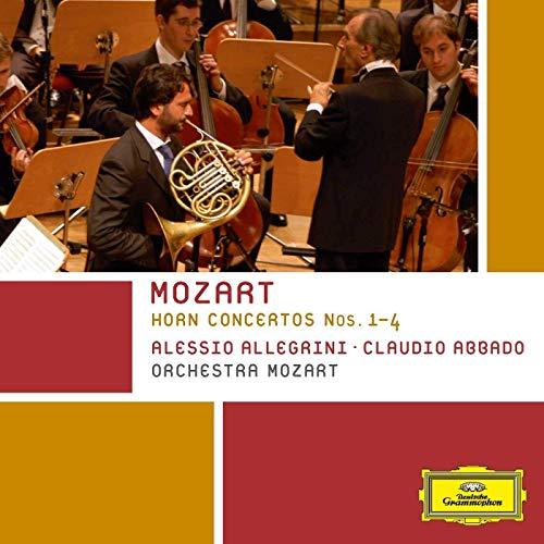 Mozart: Horn Concerto Nr.1-4, KV.412, KV.417, KV.447, KV.495