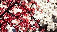 JSCTWCLウッドジグソーパズル大人の子供のための1000個-ボケの花
