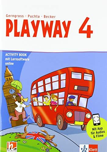 Playway 4. Ab Klasse 3: Activity Book mit Lernsoftware online Klasse 4 (Playway. Für den Beginn ab Klasse 3. Ausgabe Baden-Württemberg, Niedersachsen, ... Sachsen-Anhalt und Thüringen ab 2020)