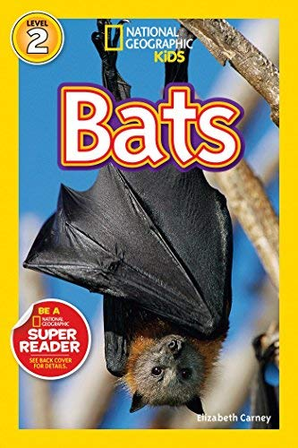 National Geographic Readers: Bats by Elizabeth Carney (2010-09-14)