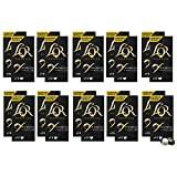L'Or Espresso Café Ristretto Intensidad 11 - 200 cápsulas de aluminio compatibles con máquinas Nespresso (R)* (20 Paquetes de 10 cápsulas)
