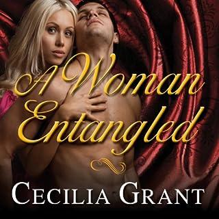 A Woman Entangled: Blackshear Family, Book 3 audiobook cover art