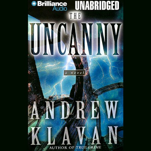 The Uncanny audiobook cover art