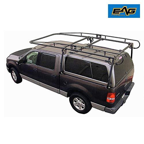 EAG Hauler Utility Cap Racks Contractor Pickup