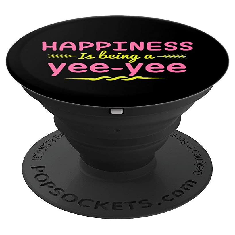 Yee Yee Phone Grip for Women - PopSockets Grip and Stand for Phones and Tablets