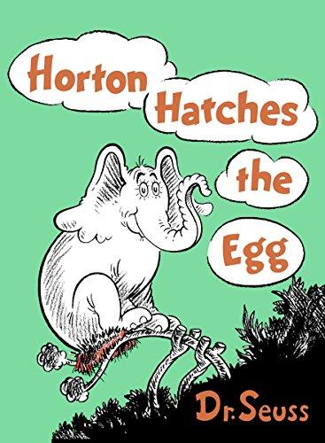 Horton Hatches the Egg (Classic Seuss) (English Edition)