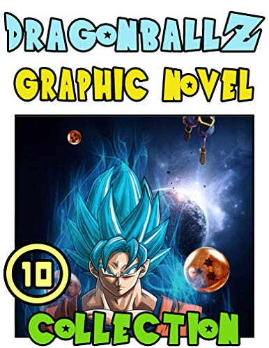 DragonBallZ Graphic Novel: Book 10 Includes Vol 19 - 20 Great Action Graphic Novel Manga For Teens , Adults, Fan (English Edition)