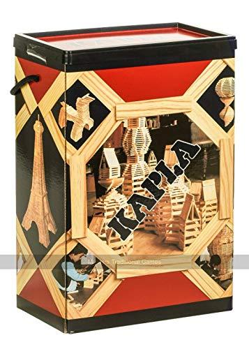 Kapla [ カプラ ] 魔法の板 200 KAPLA BA おもちゃ 玩具 知育 積み木 [並行輸入品]