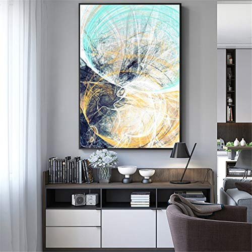 DIY 5D diamante pintura kit completo, Líneas de colores Diamond Painting for adults/niños dot cristal Rhinestone punto de cruz bordado art decor de la pared del hogar Square Drill,30x50cm(12x20in)