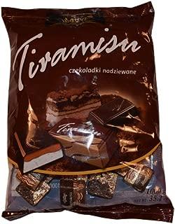 Wawel Tiramisu Stuffed Chocolate Candy 1kg